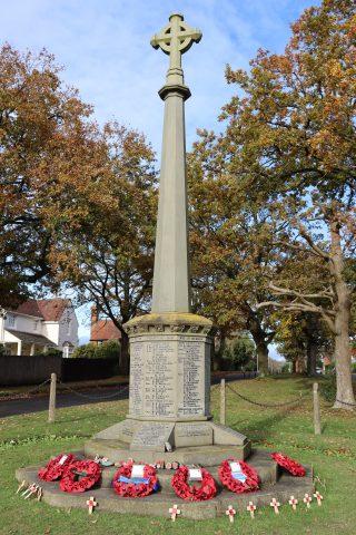 Southborough War Memorial, Southborough Common