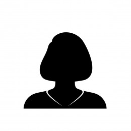 Stock Female Silhouette