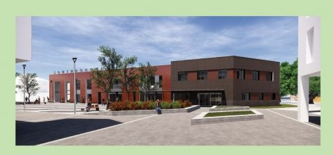 Southborough Civic Centre Graphic
