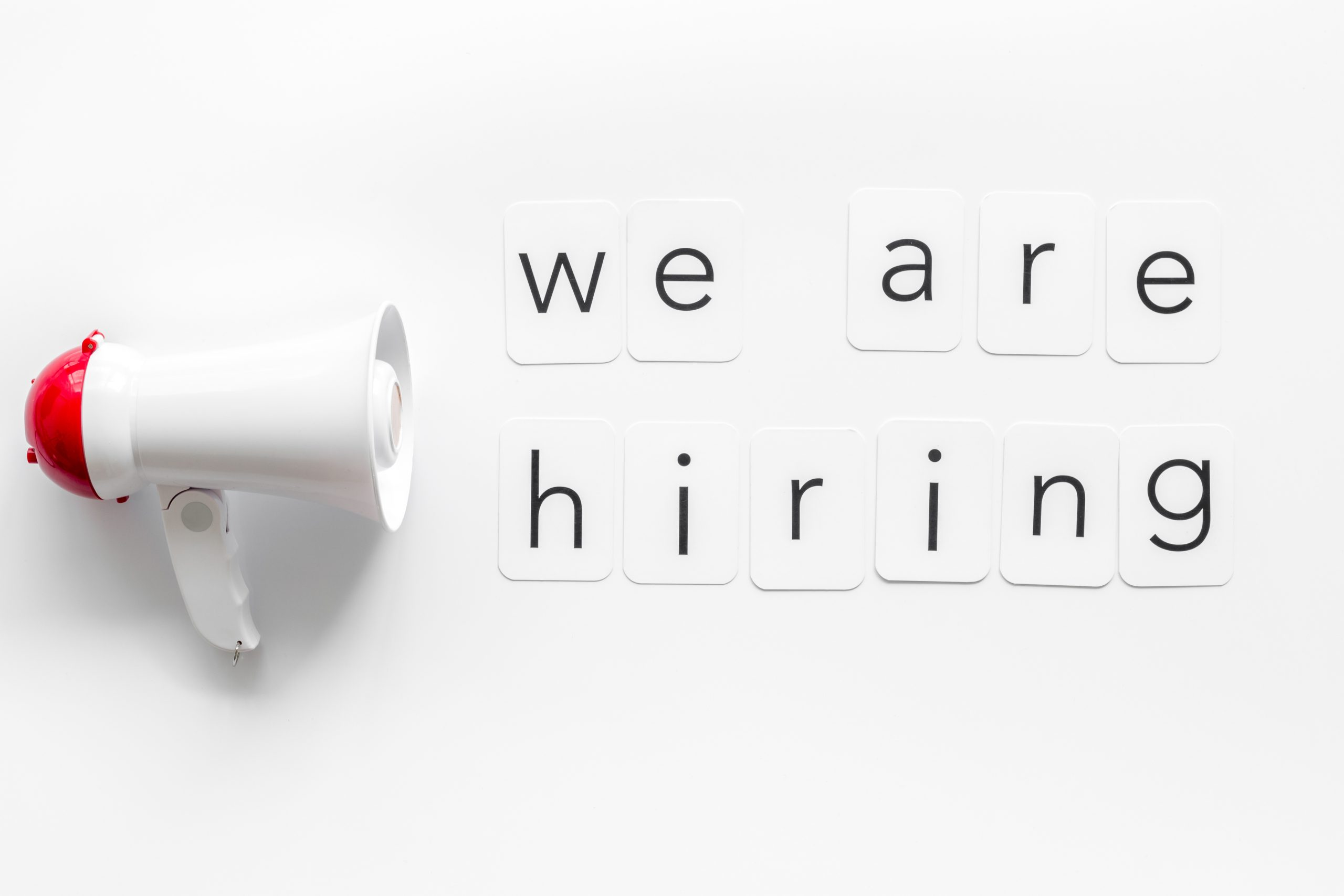 WE ARE HIRING! Facilities Officer Full-Time